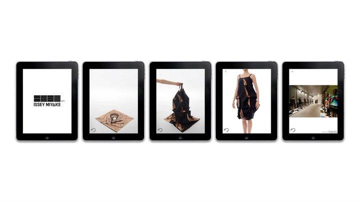 店内での商品のディテール説明にiPadを導入  Launched iPad in-store catalogue