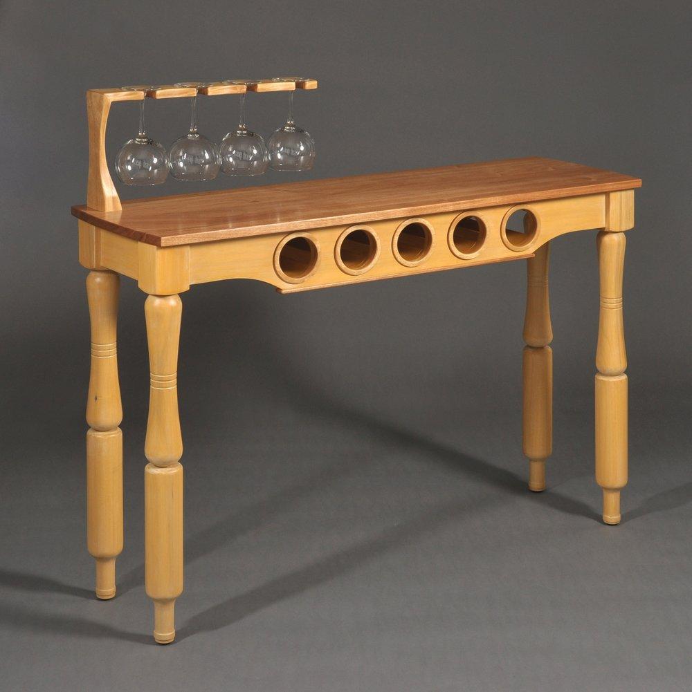 White wine table