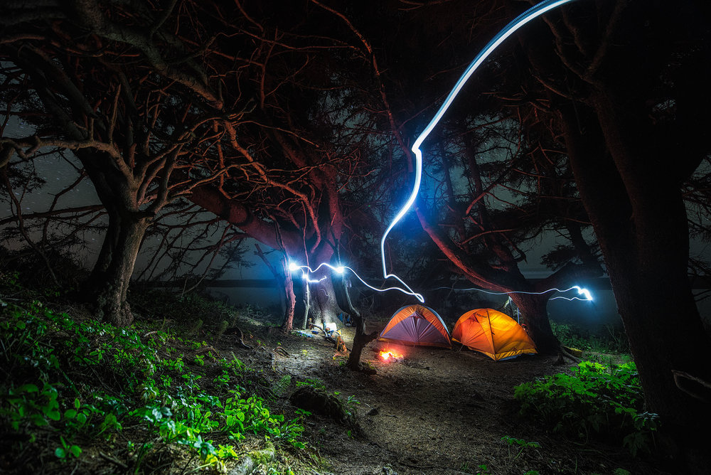 On-Site Camping -