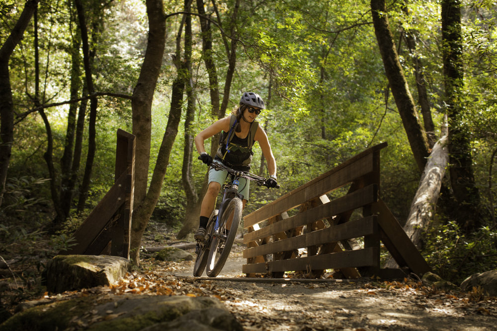 Mountain Biking -