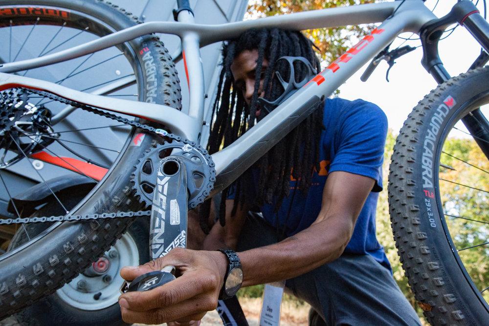Trailside Mountain Bike Repairs -