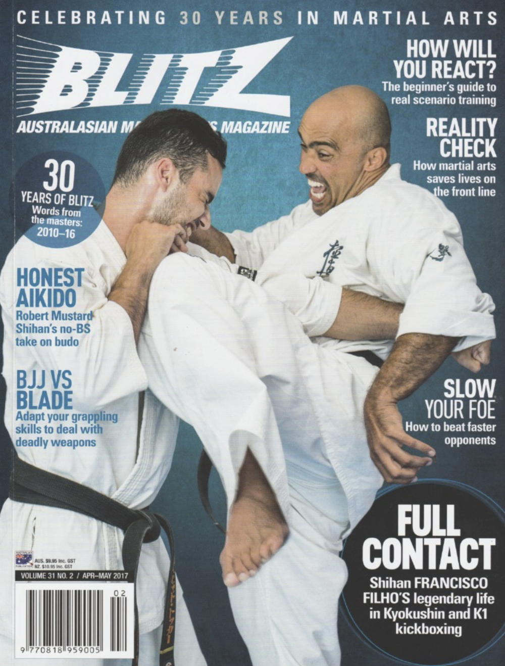 Read article with Shihan Filho