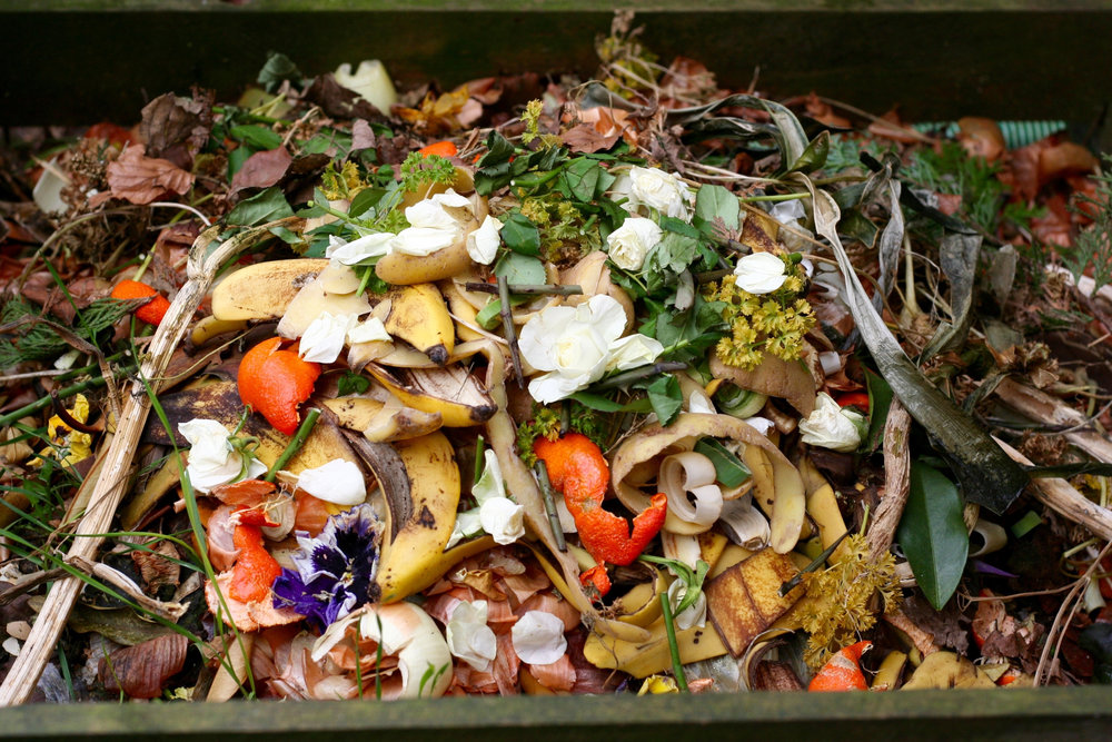 Waste - If it were a country, food waste would be the third-largest greenhouse gas emitter behind China and the United States
