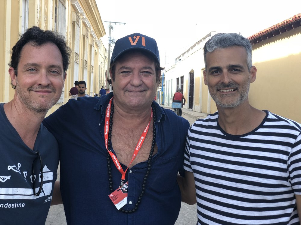 Lights, Camera, Gibara! - Project Binario's Carlos Busquets and Eddy Perez visit the 2018 Gibara International Film Festival near Holguín, Cuba