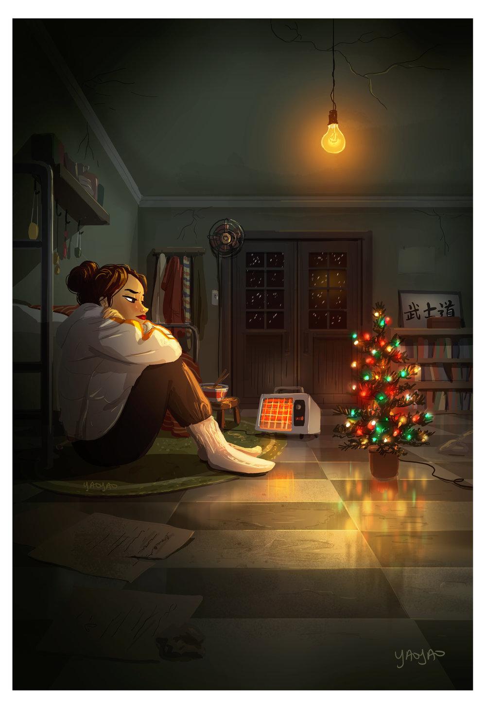 Melancholy Christmas