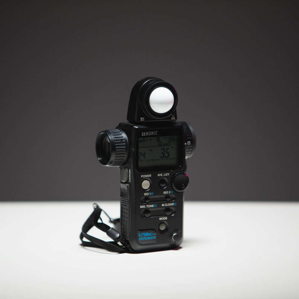 Sekonic L-758 Cine Light Meter