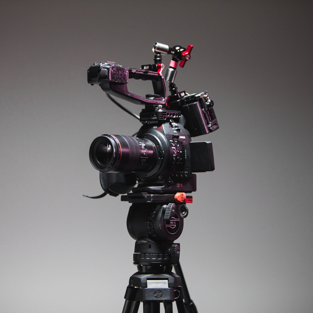 Canon C100 Mark I