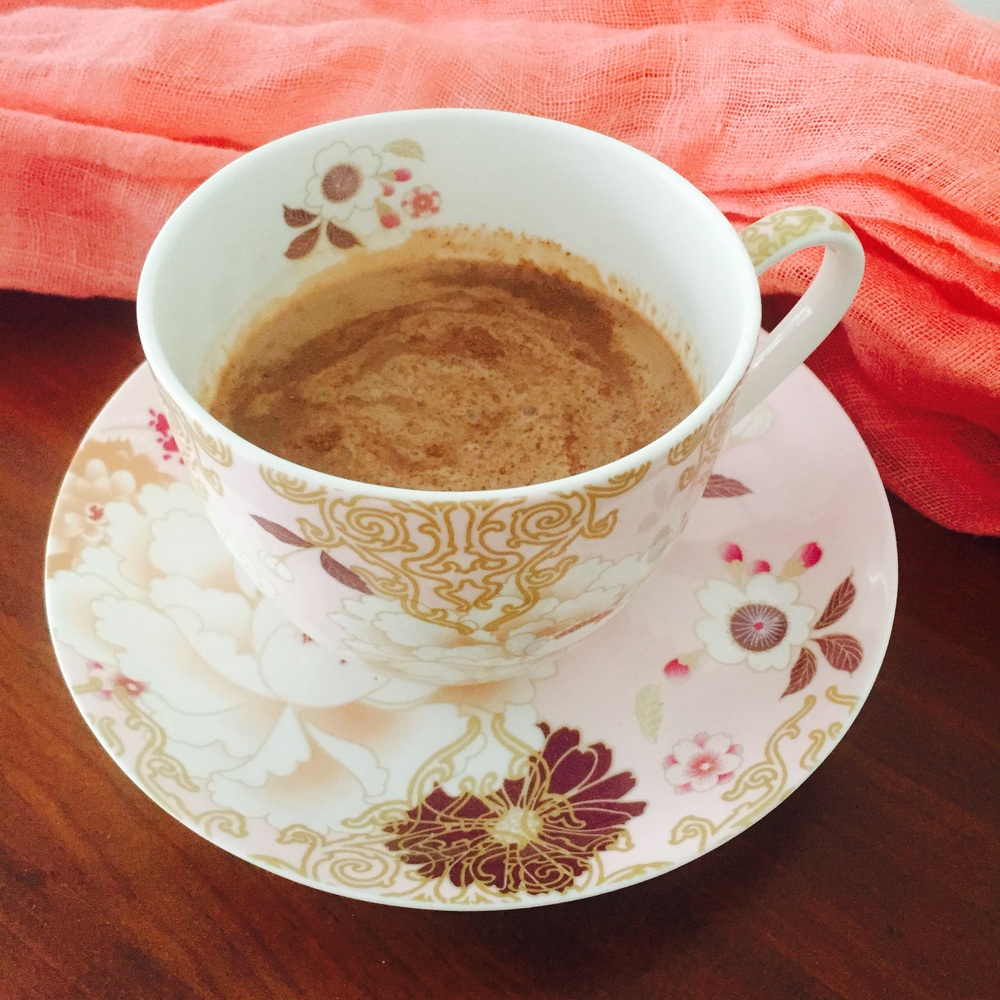 Delicious & nutritious Healthful Hot Chocolate