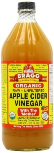 Bragg's Apple Cider Vinegar is my go-to Health tonic.
