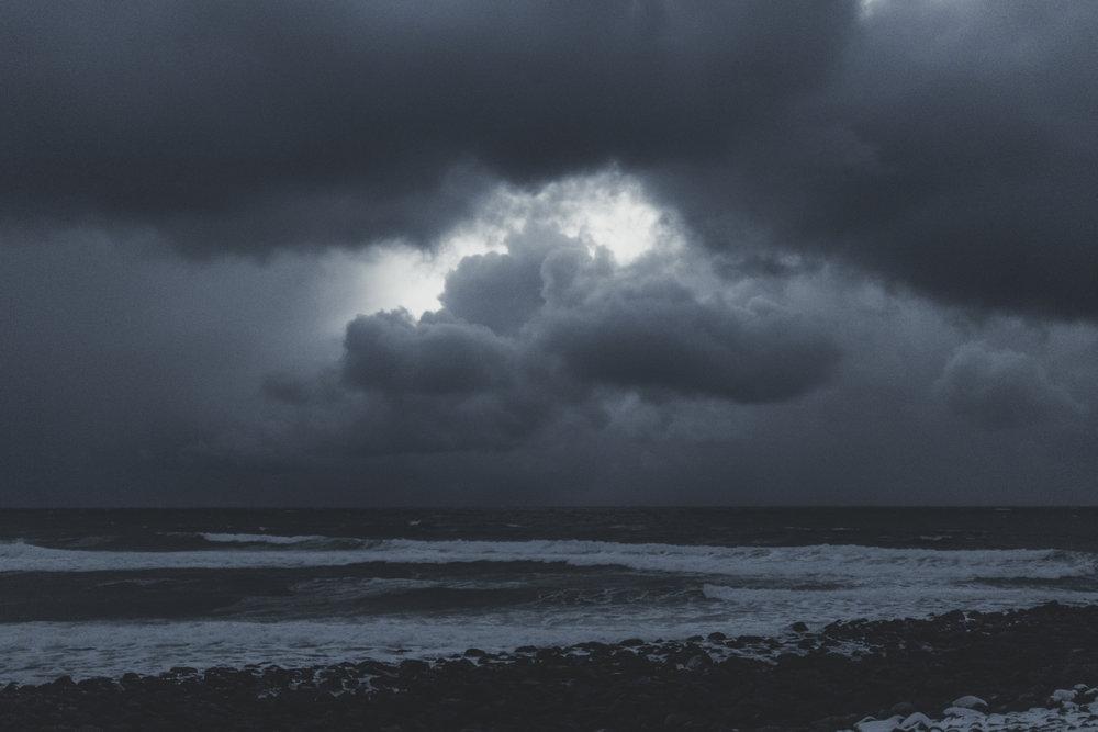 Late night cloud