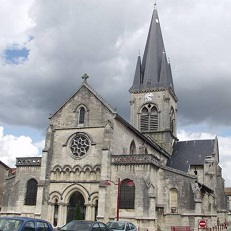 LIGNY-EN-BARROIS   Eglise   Notre-Dame
