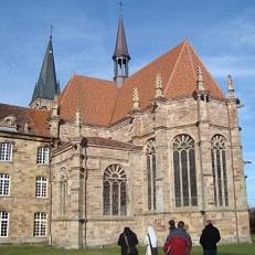 AUTREY   Abbaye   Notre-Dame