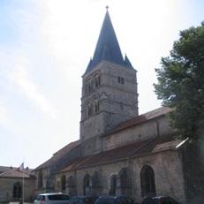 COUSSEY   Eglise Notre-Dame