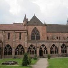 SAINT-DIE-DES-VOSGES   Cathédrale Saint-Dié