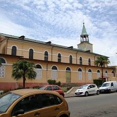 CAYENNE   Cathédrale   Saint-Sauveur