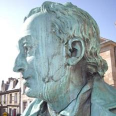LANGRES   Statue   Diderot