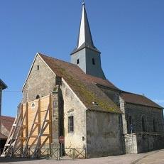 MAULAIN   Eglise saint-Félix