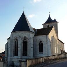 BONNET   Eglise Saint-Florentin