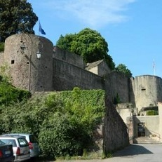 SIERCK-LES-BAINS   Château des Ducs de Lorraine