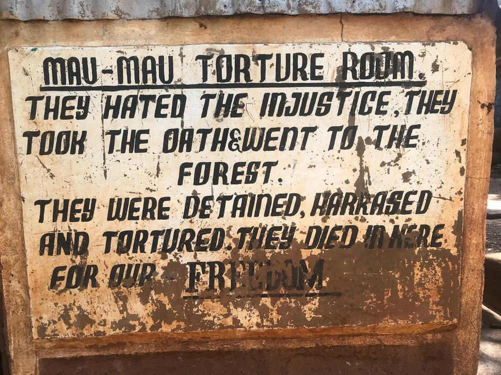 Mweru High school Mau Mau torture room 2.jpeg