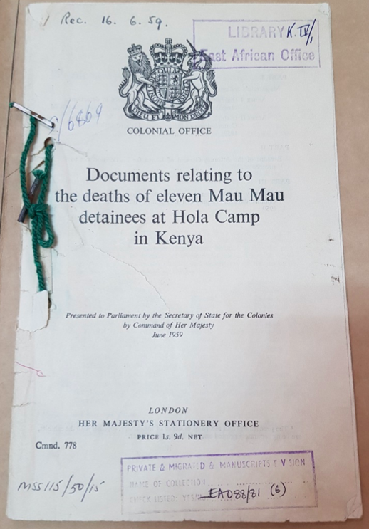 Image used with permission from the Kenya National Archives. File reference: KNA/MSS/115/50/15.