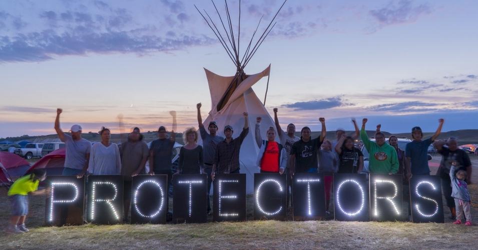 PROTEGE A LOS PROTECTORES -