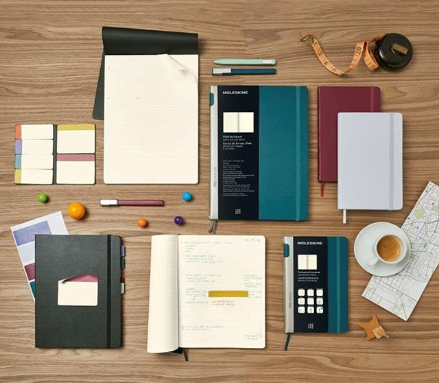 Pro Collection #Moleskine #notebooks #workbook