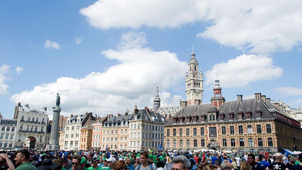 Lille, immeuble,600.000 €, 11,3% - Tarif tout inclus (frais d'agence, frais de notaire, travaux de rénovations...)