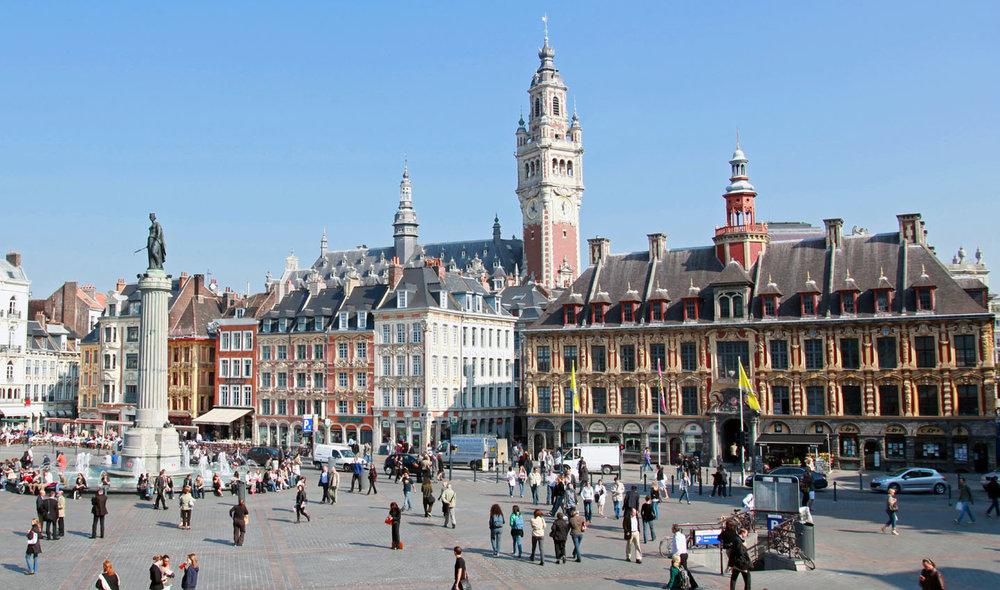 Sélection #28Petit immeuble à Lille, 8,22%, autofinancé - Mise en ligne le 28 août 2017