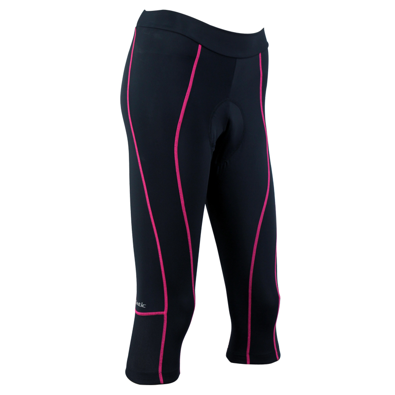Women's cycling Breathable 3/4 length tights  Code Product : P07  Available sizes: S  Price : IDR. 690.302