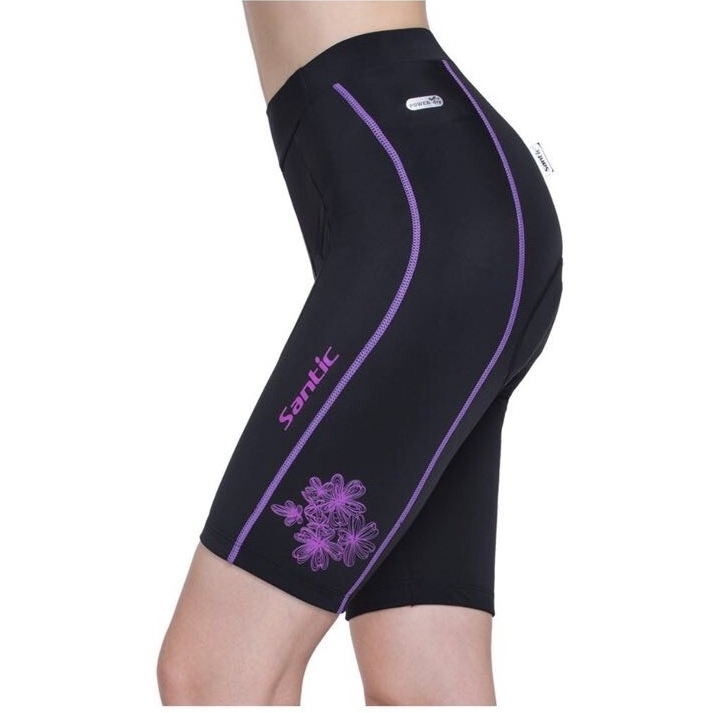 Women's 4D padded short Spin pants  Code Product : P02  Available sizes: M, L  Price : IDR. 790.020