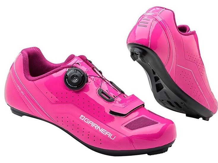 Women's Louis Garneau Ruby Hot Pink Spin shoes with SPD cleats  Code Product : F02  Available Sizes: 37, 38  Price : IDR. 3.498.990