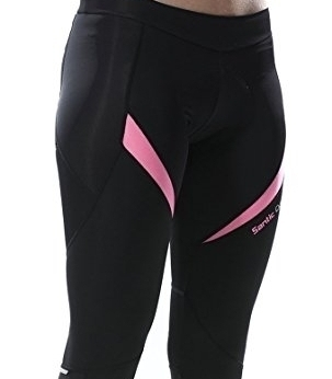 Women's cycling Breathable 3/4 length tights  Code Product : P06  Available sizes: S  Price : IDR. 690.302