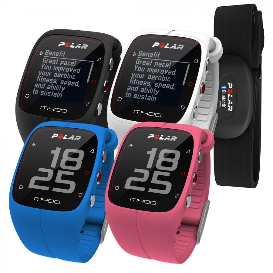 Polar M-400 GPS Unisex Sports watch  Code Product : A01  Price : IDR. 2.808.960