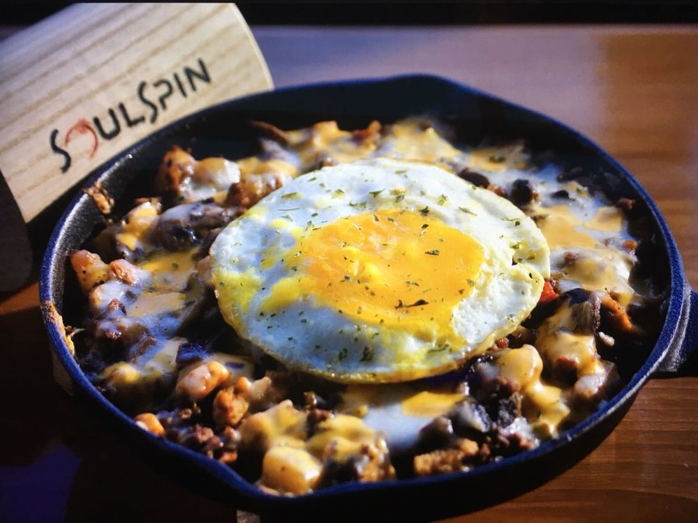 Manhattan Meat Lovers Skillet