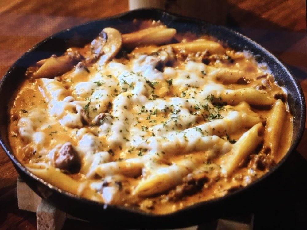 Philadelphia Perfect Pasta Skillet