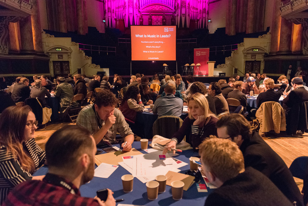 CITY MUSIC FORUMTUESDAY 5th MARCH - LEEDS TOWN HALLCLICK FOR MORE DETAILS -