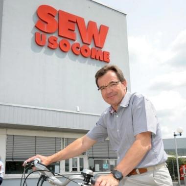 Michel Munzenhuter, Ancien Directeur Général de SEW Usocome