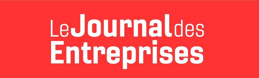 Le journal des Entreprises - Média de veille économique sur les entreprises régionales et source d'inspiration pour trouver des solutions aux défis posés aux cadres et dirigeants.