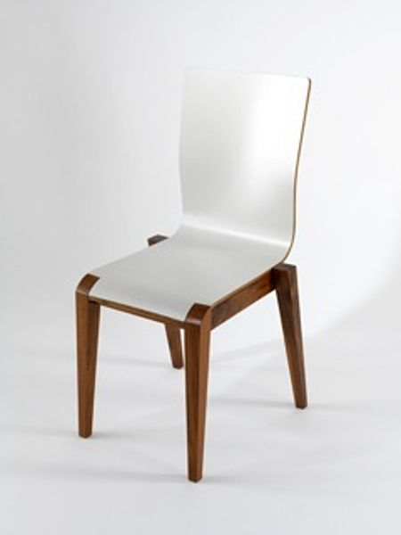 Four O Four Chair in Walnut