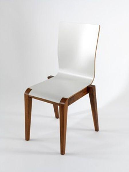 Four O Four Chair in Walnut