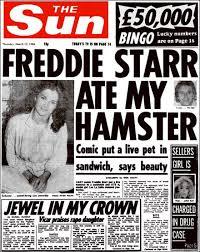Fake news - 30 years ago