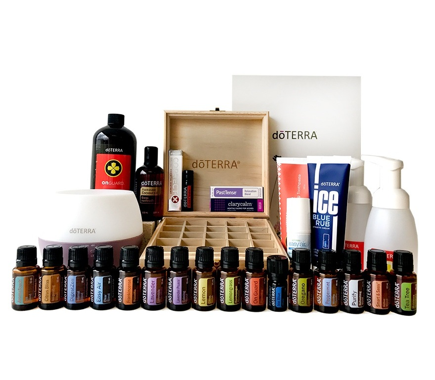 Nature's Solution Kit - The 'total home overhaul' kit. Everything you need to replace products in your bathroom, kitchen & laundry.$635