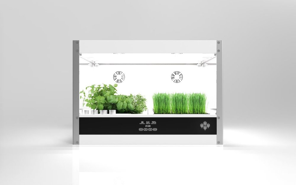Product Bake | HOMEFARM HOME HYDROPONIC GARDEN: Cultivation Automation.