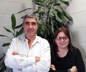 Jose Díez i Núria Sara Miras - Directors del festival