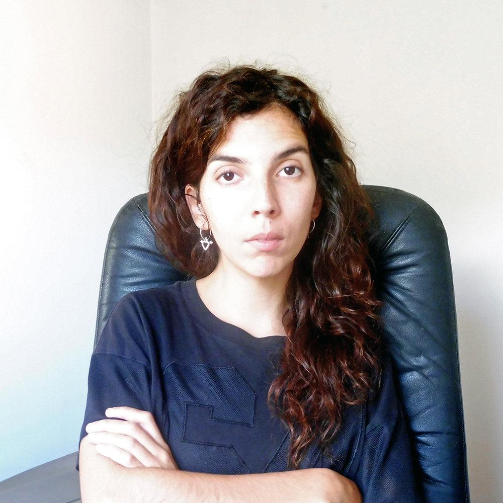 Carlota Fuentevilla - Becària de suport