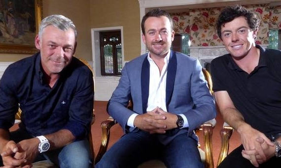 Major Champions 60 minute documentary BBC1 NI 2014 In this new hour-long film from BBC Northern Ireland, Stephen Watson talks in-depth with Rory McIlroy, Darren Clarke and Graeme McDowell about golf, life and the future.
