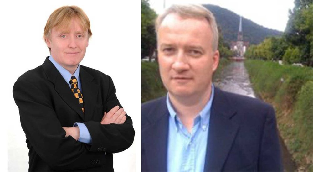 Cormac Butler & Ed Heaphy
