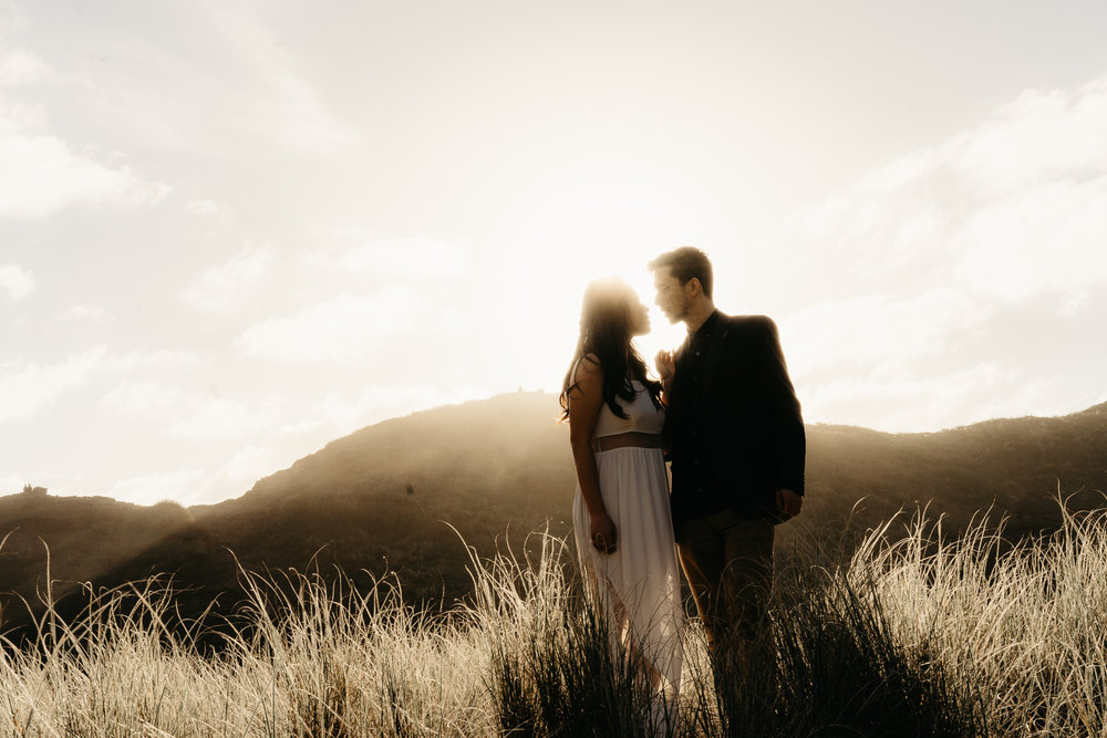 Had a photography session with Jacki and Ernie, While they met at a hiking meeting group they had travelled to many places together. They got engaged in Mt Everest. They have found me through google to do their engagement shoot. Hope they hire me as their  Wedding Photographer  as well. This was shot at  Piha beach , Auckland during sunset as the light is just outstandingly soft. If you are looking for a  wedding photographer in Auckland  I'm the one, As I'm aiming to be one of the  top wedding photographer  in Auckland