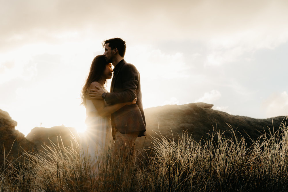 They have found me through  google  to do their  engagement shoot . Hope they hire me as their  Wedding Photographer  as well. This was shot at  Piha beach, Auckland, New Zealand  during sunset as the light is just outstandingly soft. If you are looking for a  wedding photographer in Auckland  I'm the one, As I'm aiming to be one of the  top wedding photographer  in  Auckland . I offer  affordable wedding photography services in Auckland  which is stylistic, documentive and moody. If you need to  hire a wedding photographer